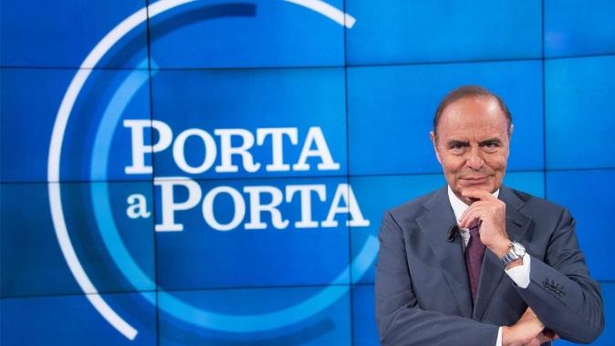 Speciale Porta a Porta, Elezioni 2018: la sfida finale con Renzi, Di Maio e Berlusconi al posto di SanremoYoung