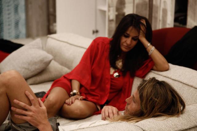 Grande Fratello 15, Aida Nizar sta male ma poi confessa: l'ira di Luigi Mario Favoloso e degli altri
