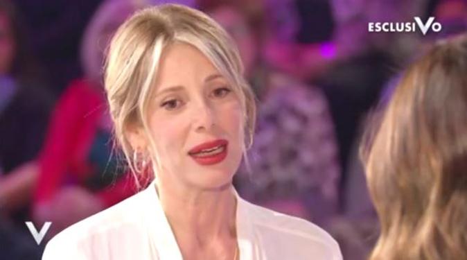 """Alessia Marcuzzi a Verissimo: """"Con Eva Henger ho sbroccato ma non mi sono pentita!"""""""