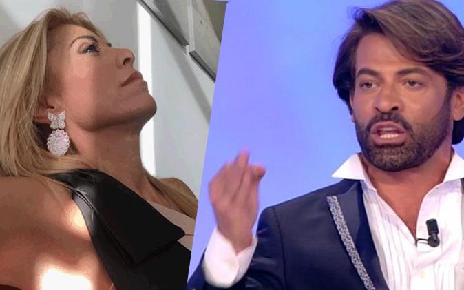 """Uomini e Donne Over, Anna Tedesco: """"Sono andata via per colpa di Gianni Sperti"""", ma smentisce l'intervista"""