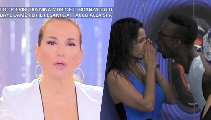 """Grande Fratello, Barbara d'Urso parla di Baye Dame e Aida: """"Violenza inaccettabile!"""", comunicato ufficiale"""