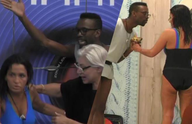 Rissa Grande Fratello 2018, Baye Dame contro Aida Nizar: furia cieca e insulti, il web chiede la squalifica
