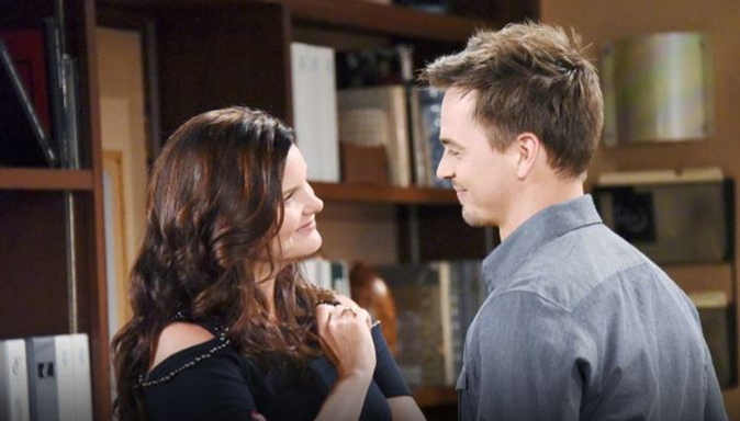 Beautiful, anticipazioni dal 9 al 14 aprile: Eric perdona Quinn, Katie si concede a Wyatt