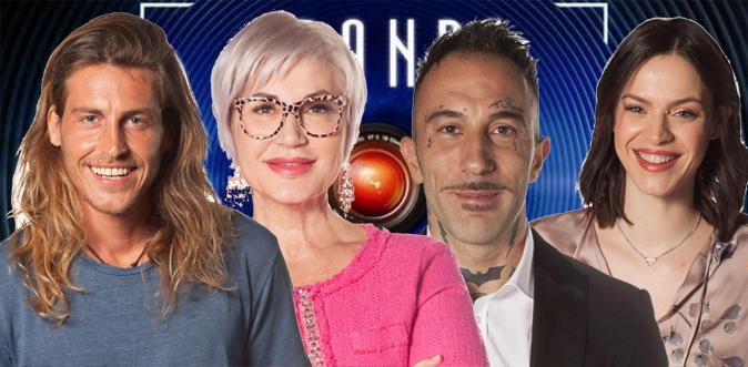 """Grande Fratello 2018, quattro concorrenti ufficiali dopo i """"super boni"""": ecco chi sono"""