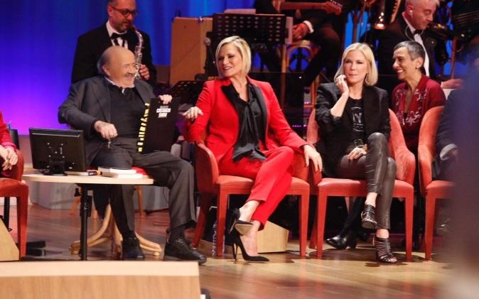 Maurizio Costanzo Show, anticipazioni: Rita Dalla Chiesa ex moglie di Fabrizio Frizzi e Simona Ventura tra gli ospiti