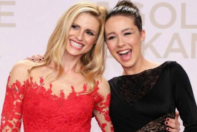 """Michelle Hunziker e Aurora Ramazzotti prima di 'Vuoi scommettere?': """"Sfateremo il mito dei figli d'arte!"""""""