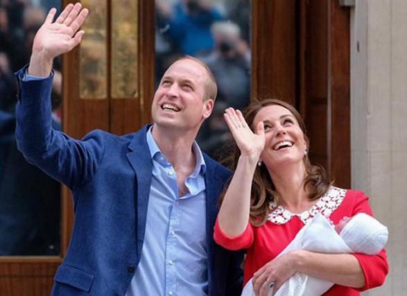 Gossip, William e Kate: è nato il terzo Royal Baby, tutti i possibili nomi dopo George e Charlotte