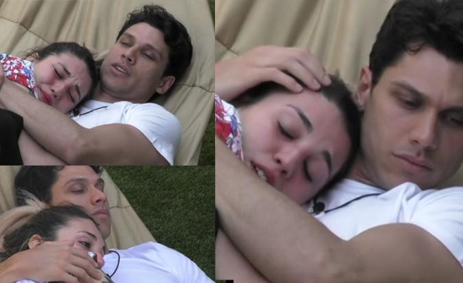 """Grande Fratello 15, Veronica si dichiara a Valerio in lacrime: """"Se non fossi fidanzata con Valentina…"""""""