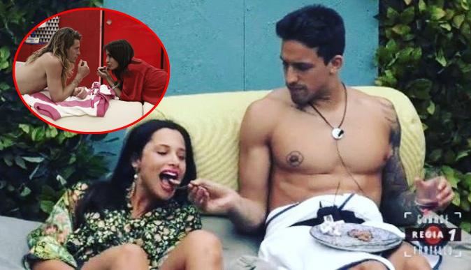 """Grande Fratello 15, Matteo e Alessia sempre più vicini e Alberto rifiuta Aida: """"Non mi attrai!"""""""