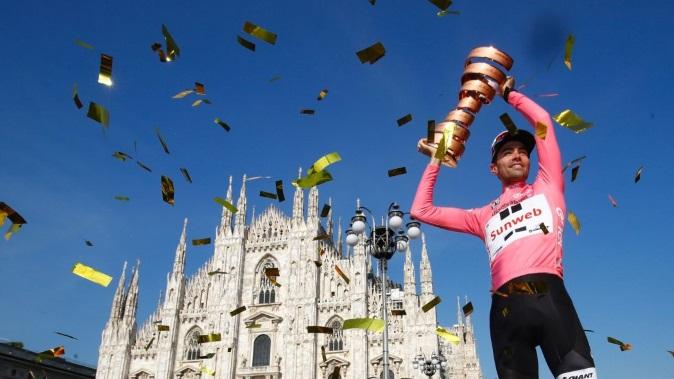 Giro d'Italia 2018, diretta tv: tutte le tappe della Corsa Rosa anche su Eurosport, gli appuntamenti
