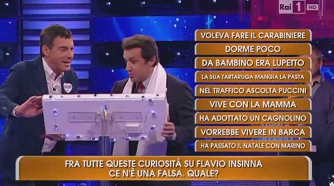 Flavio Insinna conduce L'Eredità al posto di Fabrizio Frizzi? L'indiscrezione e la polemica social