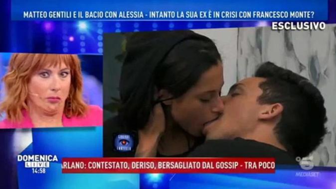 Grande Fratello 2018, Alessia e Matteo si baciano: scatta la passione nella Casa e nasce la seconda coppia