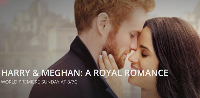 Harry e Meghan il Film: su Canale 5 la storia d'amore verso il matrimonio di domani, la trama