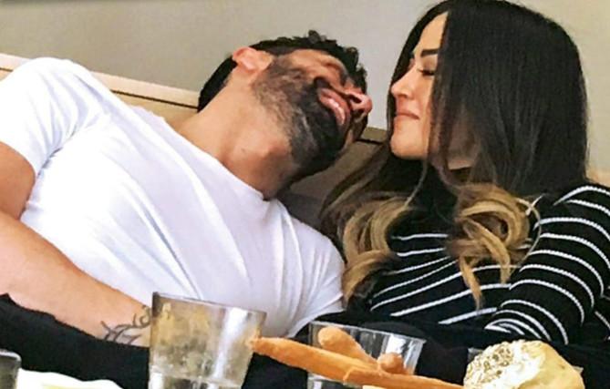 Gossip, Filippo Magnini e Giorgia Palmas: la coppia ufficializza la relazione anche con i social