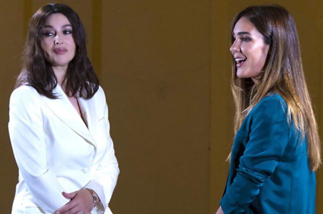 Monica Bellucci a Verissimo, attrice e mamma: la fine con Cassel, le figlie e il caso Weinstein