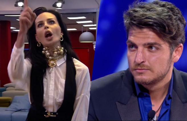 Grande Fratello 2018, Favoloso si ritira per Nina Moric: Aida in Casa, Mariana litiga con Patrizia