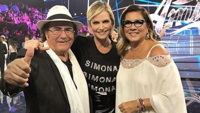 """Gossip, Simona Ventura su Al Bano e Romina: """"Qualcosa di metafisico"""", e su Loredana Lecciso…"""