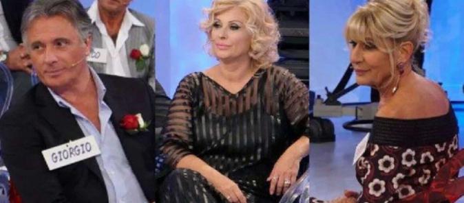 Uomini e Donne Over, Giorgio lascia il programma: Tina e Gemma fanno pace, le anticipazioni