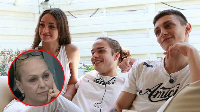 """Amici 17, Alessandra Celentano insultata da Zic, Valentina e Luca: """"Arpia!"""", arriva la replica della prof"""