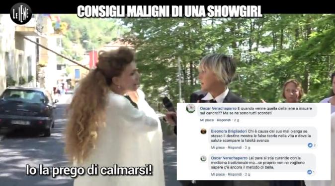 """Eleonora Brigliadori non chiede scusa a Nadia Toffa: """"sul lastrico"""" dopo l'esclusione da Pechino Express"""