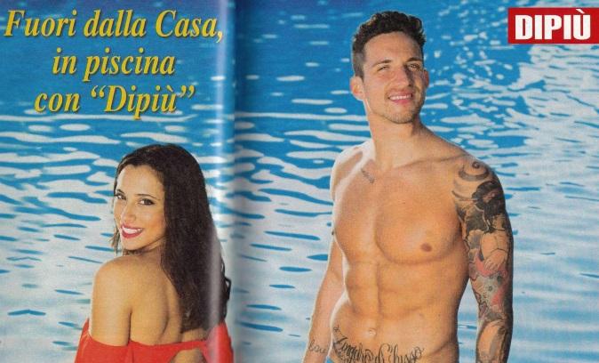 """Gossip news, Matteo Gentili ed Alessia Prete fanno sul serio: """"Paola Di Benedetto? Ho sofferto tanto, ma ora…"""""""