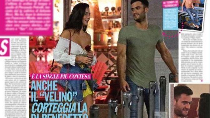 Gossip news, Paola Di Benedetto e l'ex velino Pierpaolo Petrelli: è amore? Lei nega ma…