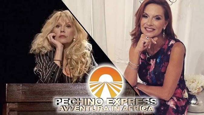 Pechino Express 2018, Maria Teresa Ruta e Patrizia Rossetti nel cast al posto di Eleonora Brigliadori