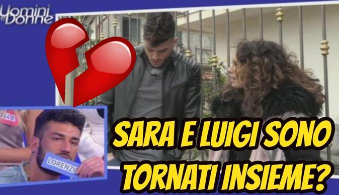 Gossip Uomini e Donne: Sara Affi Fella e Luigi Mastroianni si sono lasciati, la previsione di Lorenzo