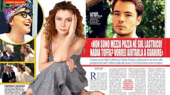 """Eleonora Brigliadori parla di Nadia Toffa: """"Vorrei aiutarla a guarire ma aspetto ancora le sue scuse…"""""""