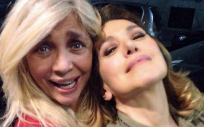 Barbara d'Urso e Mara Venier, amiche sui social network prima della sfida domenicale