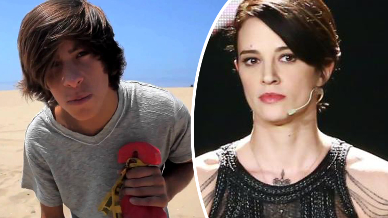 "Asia Argento e Jimmy Bennett, New York Times conferma le accuse: ""documenti verificati!"""