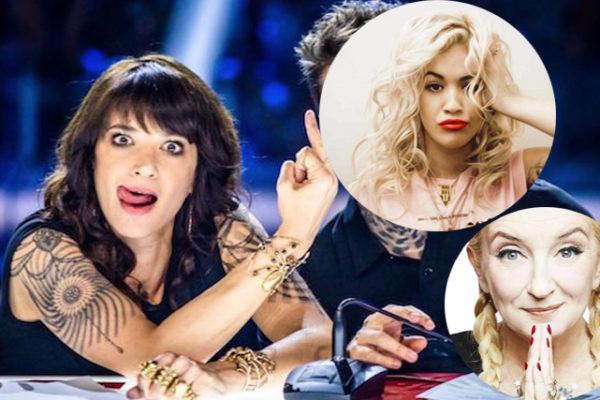 X Factor, Asia Argento sostituita: ecco i nomi (anche stranieri) che potrebbero prendere il suo posto