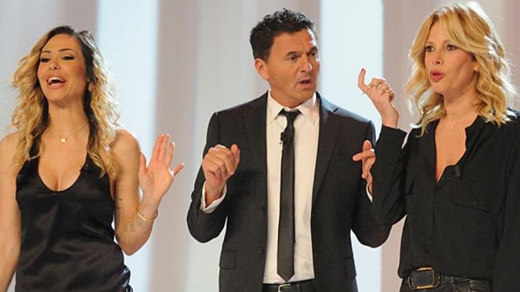 Alessia Marcuzzi torna a Le Iene: con Nicola Savino al posto di Ilary Blasi e Teo Mammucari