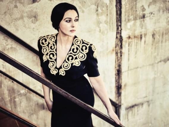 Monica Bellucci protagonista in una nuova miniserie internazionale su Tina Modotti
