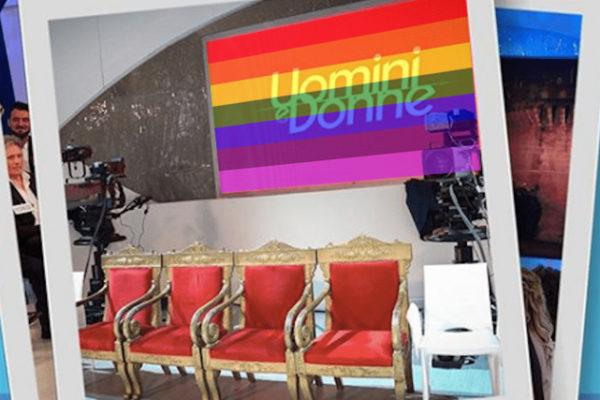 Uomini e Donne, trono gay rimandato: nei primi mesi non ci sarà, ecco per quale motivo
