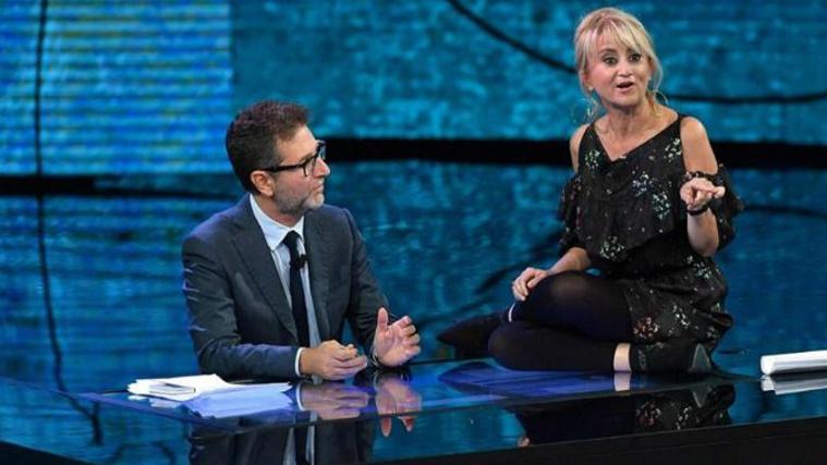 Che tempo che fa anticipazioni: Loredana Bertè, Renzi e Beppe Fiorello tra gli ospiti