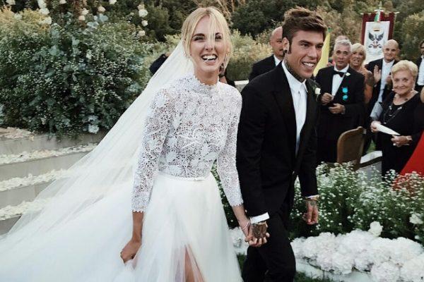 Chiara Ferragni e Fedez, matrimonio Ferragnez da luna park: J-Ax assente, party blindatissimo ma social VIDEO/FOTO