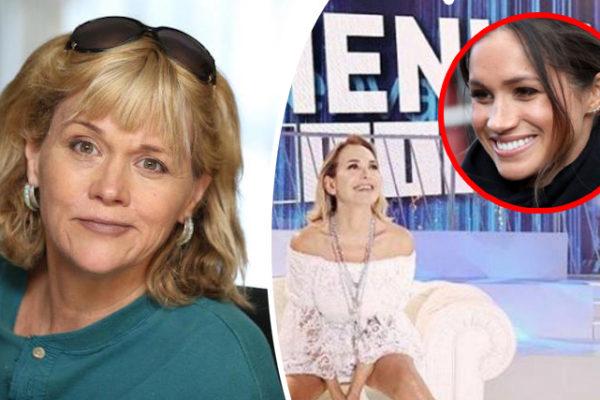 "Samantha Markle spara a zero su Meghan a Domenica Live: ""E' sparita dopo aver conosciuto Harry!"""