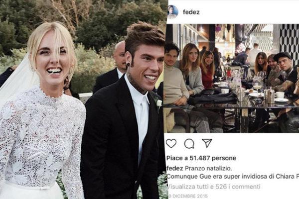 Fedez prima delle nozze con Chiara Ferragni: l'incontro quando stava ancora con Giulia Valentina