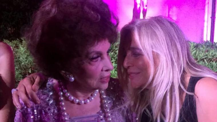 Gina Lollobrigida, paura a Domenica In: l'attrice doveva essere da Mara Venier ma finisce in ospedale