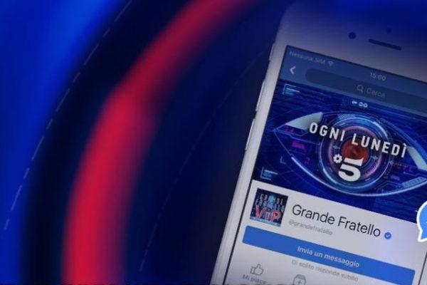 Grande Fratello Vip diretta streaming, decima puntata 12 novembre: info social, daytime e Video Mediaset