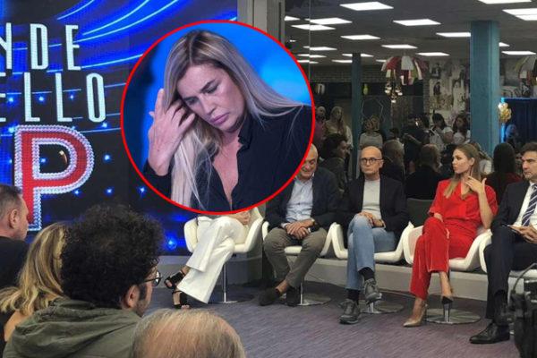 Lory Del Santo al Grande Fratello Vip dopo il suicidio del figlio: parlano Blasi-Signorini e Giancarlo Scheri