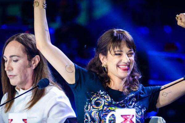 """Asia Argento torna ad X Factor? Per la regista ed attrice è """"no"""", ecco l'indiscrezione"""