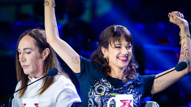 """Asia Argento fuori da X Factor: Manuel Agnelli la difende, """"Sono addolorato, è uno schifo!"""""""