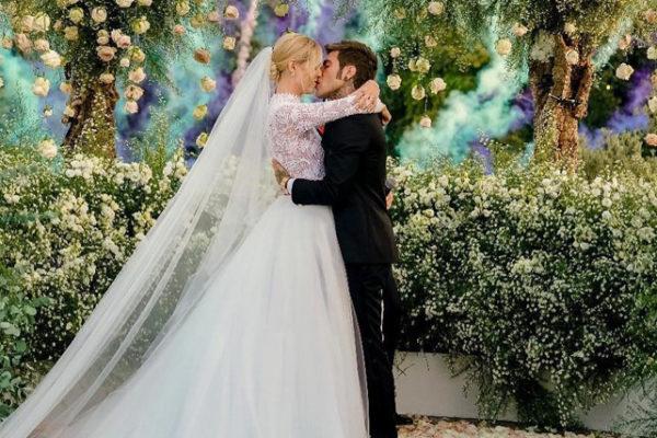 Chiara Ferragni e Fedez si sono sposati: le promesse di matrimonio e tutti i dettagli delle nozze