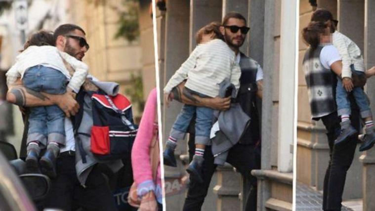 Gossip news, Stefano De Martino padre affettuoso di Santiago con Belen Rodriguez… e Andrea Iannone sbotta!