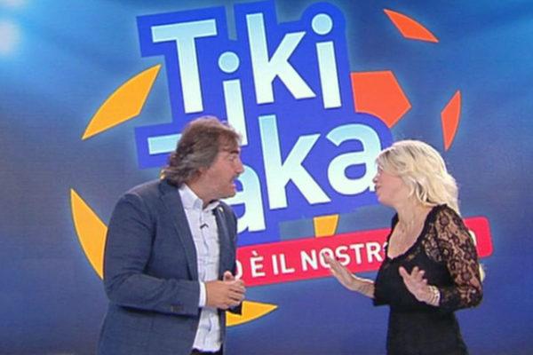 Tiki Taka, anticipazioni: Pierluigi Pardo con la new entry Wanda Nara, tutte le novità