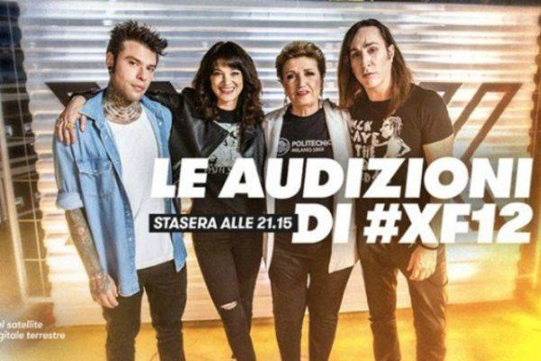 X Factor 2018, anticipazioni 20 settembre: audizioni, terza puntata ancora con Asia Argento, Tommaso Paradiso ospite