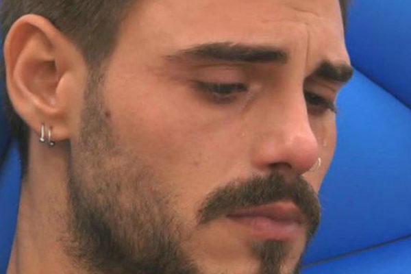 Grande Fratello Vip, Francesco Monte in lacrime per Cecilia Rodriguez: poi racconta episodi di bullismo