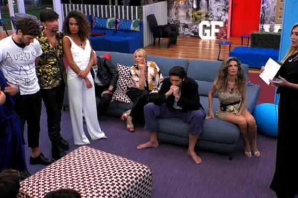 Grande Fratello Vip, eliminata la Marchesa: Elia e Ivan ancora in nomination, Corona Show